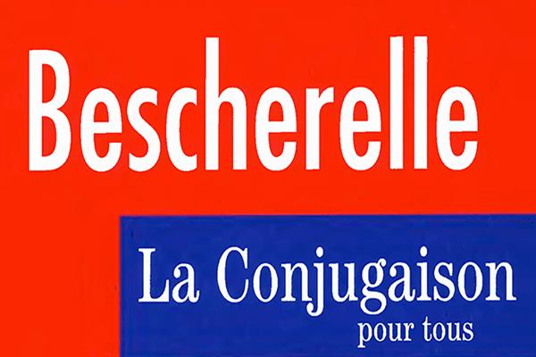 ساختار و صرف فعل در زبان فرانسه با bescherelle