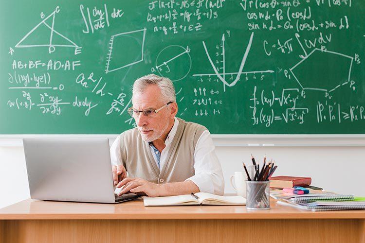 وبلاگنویسی ریاضی